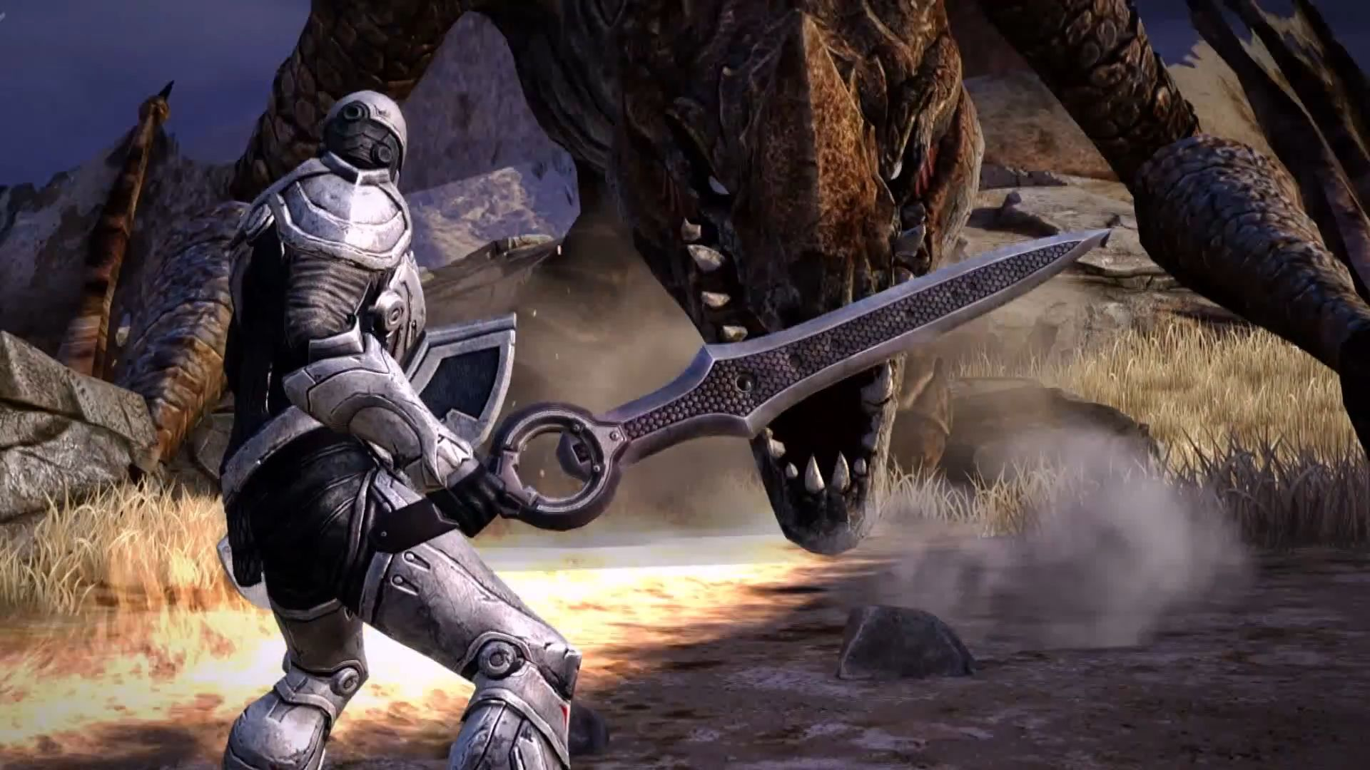 InfinityBlade3_1 - International Mobile Gaming Awards