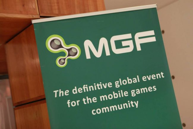 Meet us at MGF London 2015