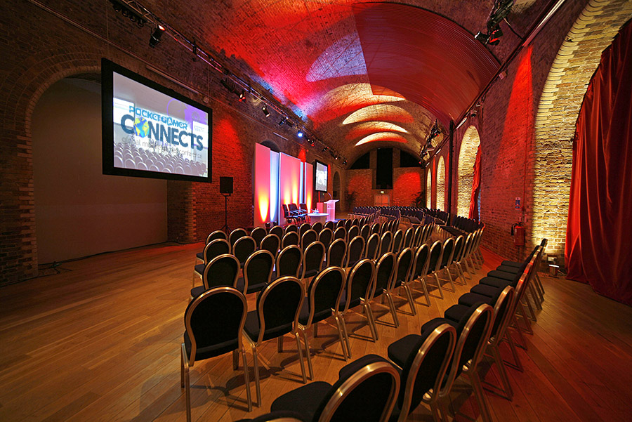 Meet us at PG Connects London