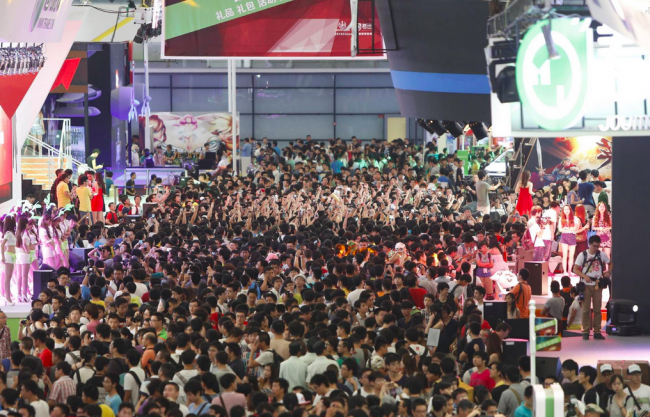 Meet us there: ChinaJoy 2015