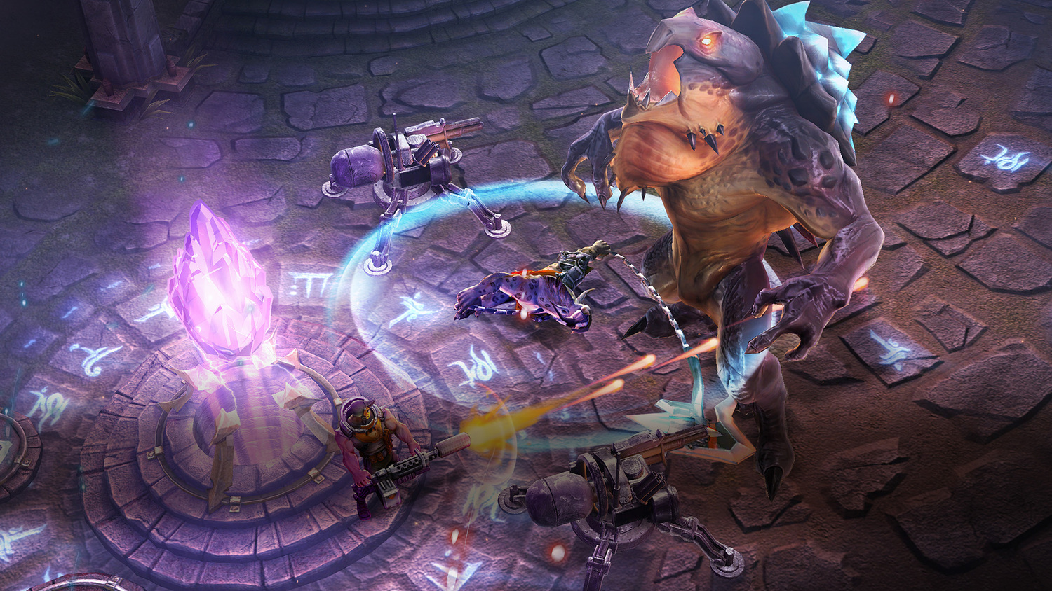 Vainglory, The MOBA Perfected For Touch