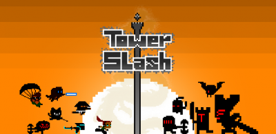 Tower Slash: only the fastest finger will survive!