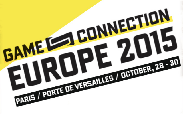 We are attending Game Connection Paris. Let's meet up!