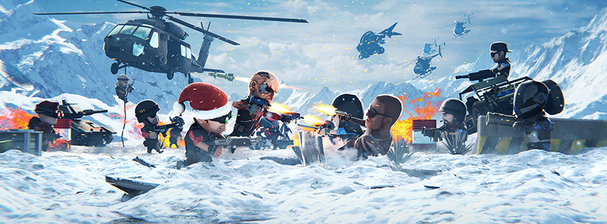 Recruit Your Friends And Become The World's Best Squadron in WarFriends