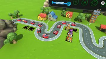 Evil-Robot-Traffic-Jam