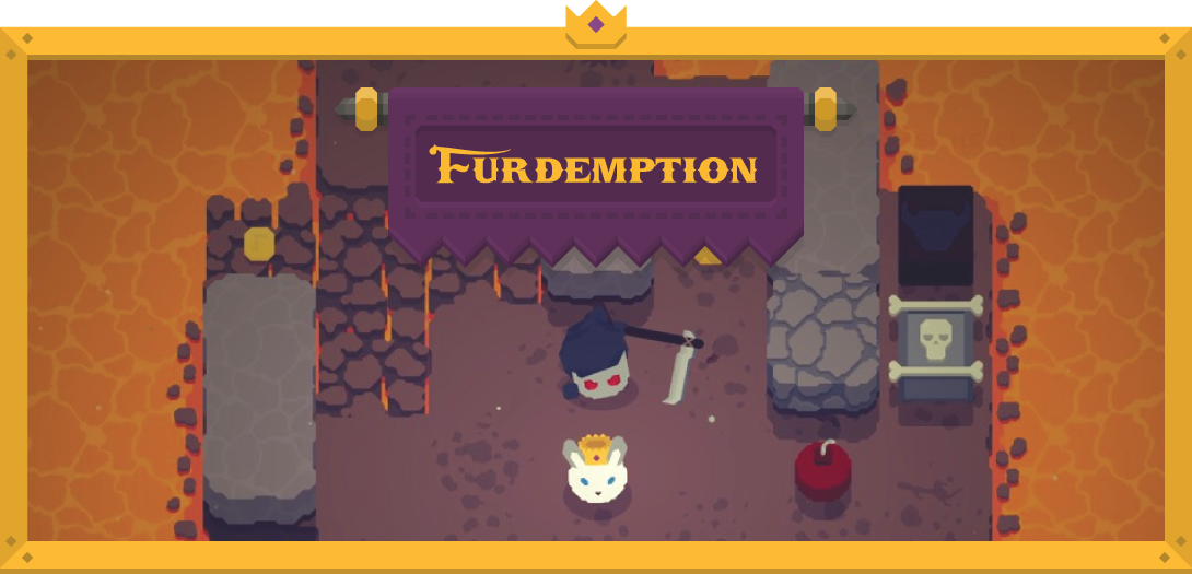 Furdemption Story of A Royal Rabbit