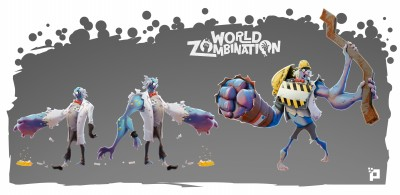World Zombination, Which Side Are You On?