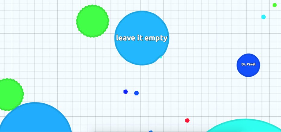 Agar.io, Become The Biggest Cell in the game