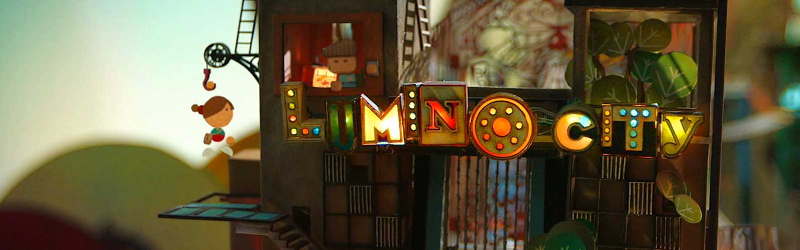 Lumino City, Go Beyond The City Walls