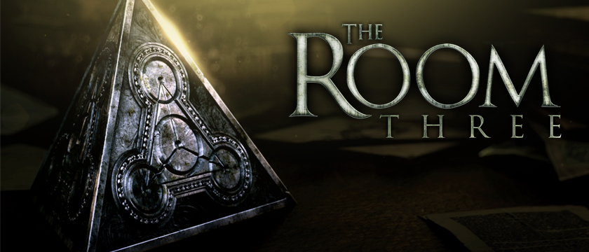 The Room Three, a physical puzzle game within a beautifully tactile ...