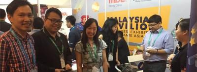 Mobile Game Asia 2016 in Kuala Lumpur