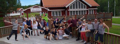 Stugan, developing great games in the middle of the Swedish woods