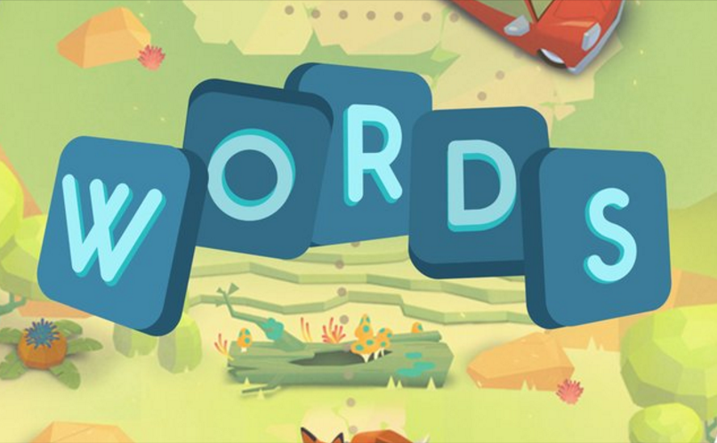 Escape With Words, set off on an adventure through letters!