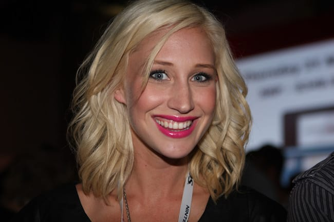Introducing our host for the 13th IMGA: Maude Garrett