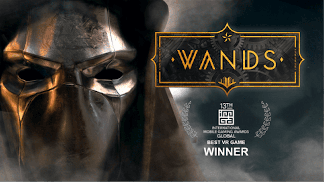 Wands, a mind-blowing VR experience