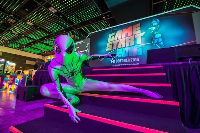 Discover GameStart 2017 program