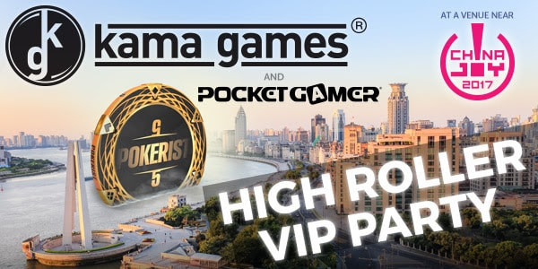 Pitch and Party with Pocket Gamer at ChinaJoy