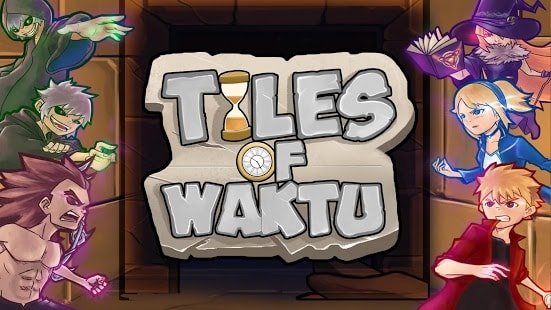 Tiles of Waktu: simple yet challenging!