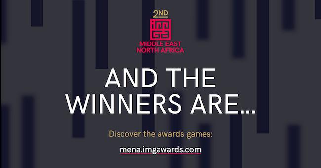 IMGA MENA Winners Unveiled!