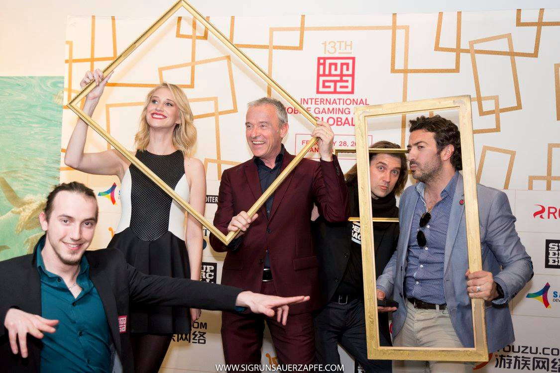 The 14th IMGA Ceremony and Maude Garrett