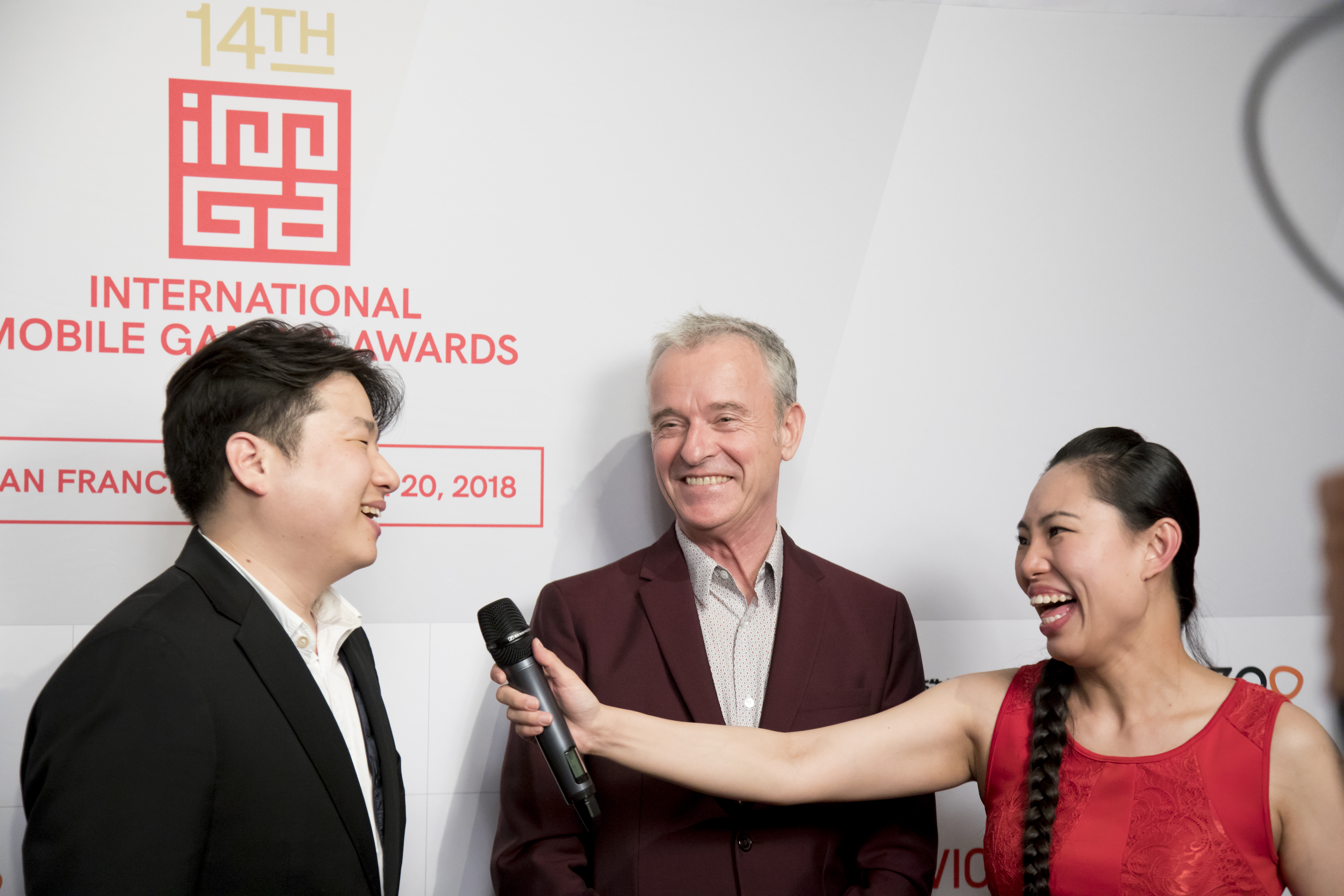 IMGA 14th ceremony – photobooth video