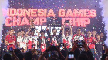 IGC 2018 in Indonesia