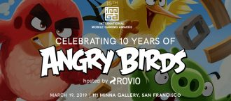 Celebrating a Decade of Angry Birds